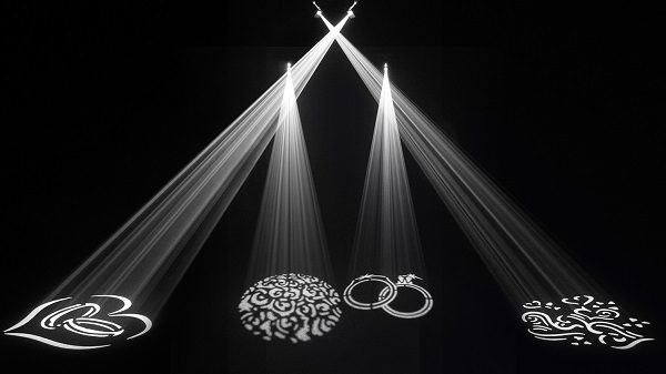 Stage lighting from J&J Tent