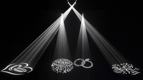 Monogram Gobo Lighting J Tent And Party Als