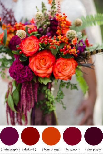The Best Fall Flowers and How to Use Them in Your Wedding in Raleigh