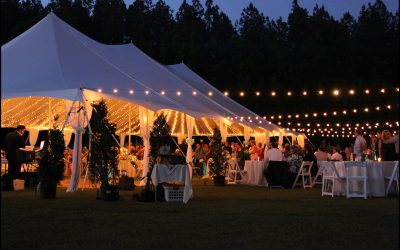 Should I Get a Tent for My Wedding?