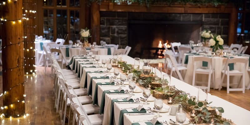 Winter wedding venues in raleigh