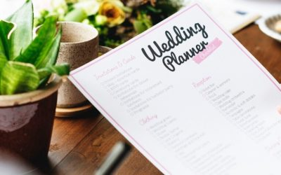 Your Wedding Planning Checklist 4-5 Months Out