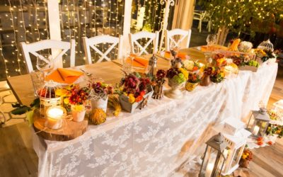 3 Benefits of a Fall Wedding