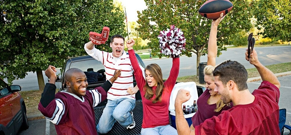 Your Tailgate Checklist