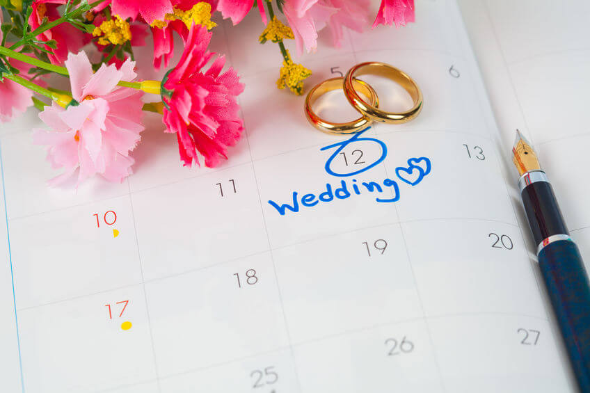 Planning Your Wedding in North Carolina