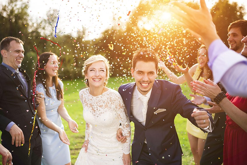 Don't Let Coronavirus Crash Your Wedding!