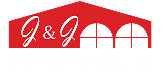 J and J Tent Rental Logo