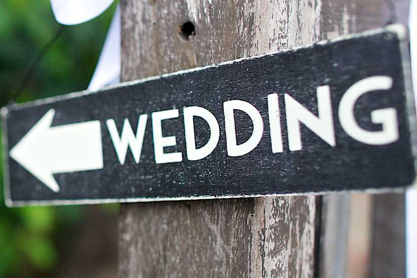 3 Tips for the Day Before Your Wedding