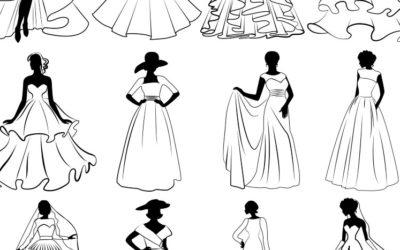 Top 5 Wedding Dress Trends of 2021