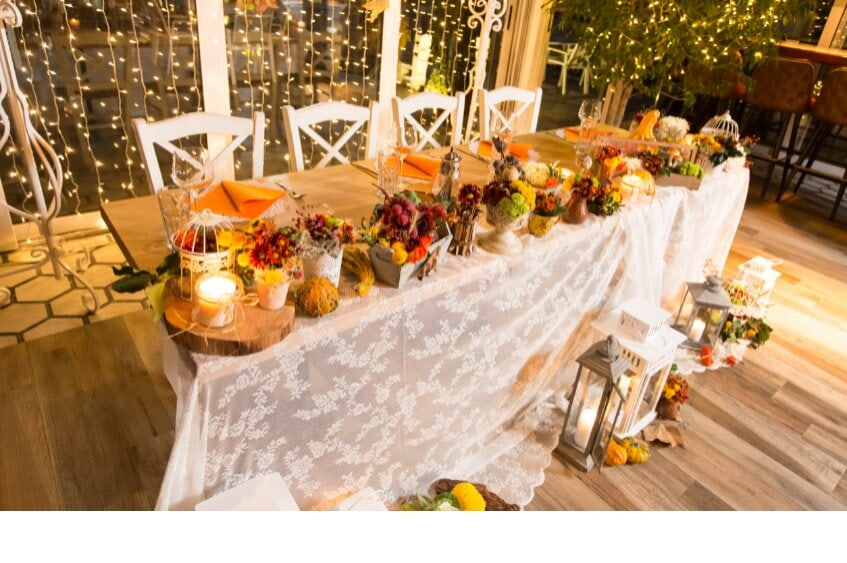 Fall Wedding Ideas for the Autumn-Obsessed Couple